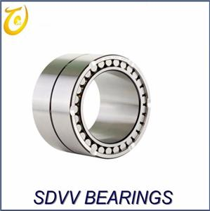 NNC-V/NNF-V Double Row Full Complement Cylindrical Roller Bearings