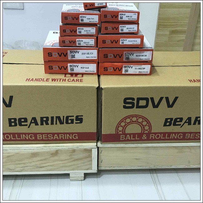 SDVV Stock list for Spherical Roller Bearings-1