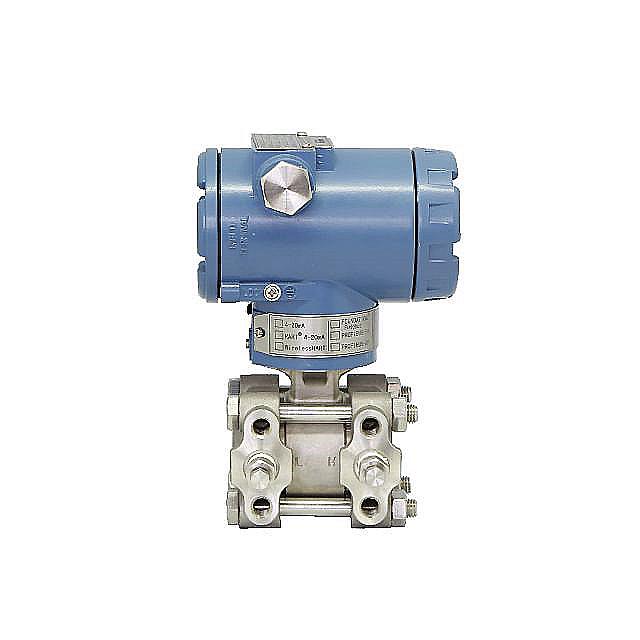 Sensor de capacitancia del transmisor de presión