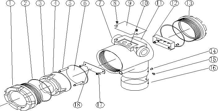 silicon pressure sensor