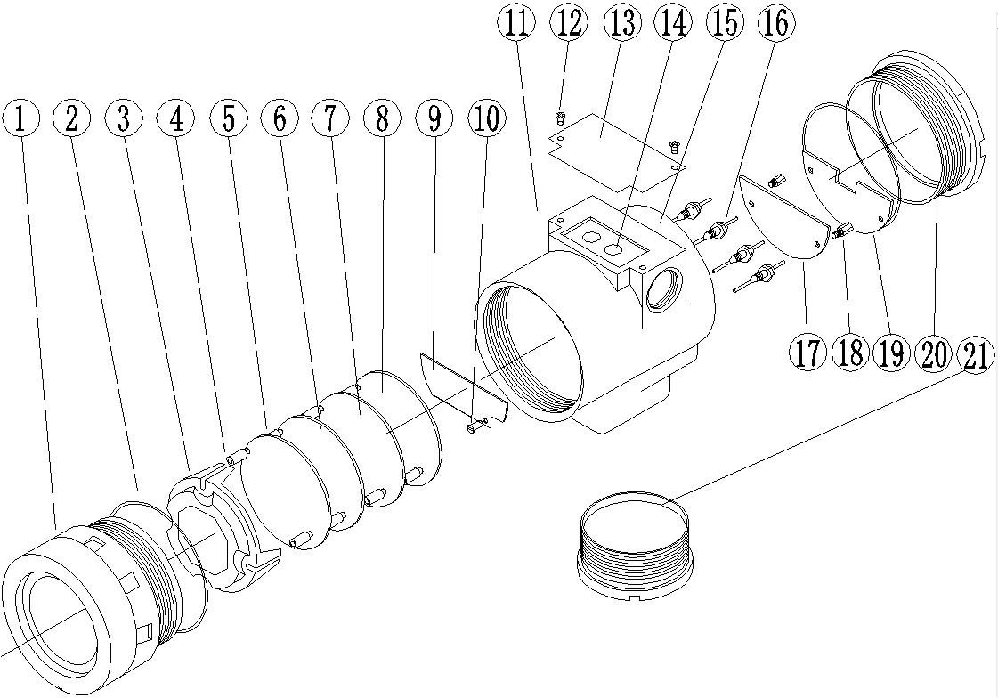 high temperature pressure transducer