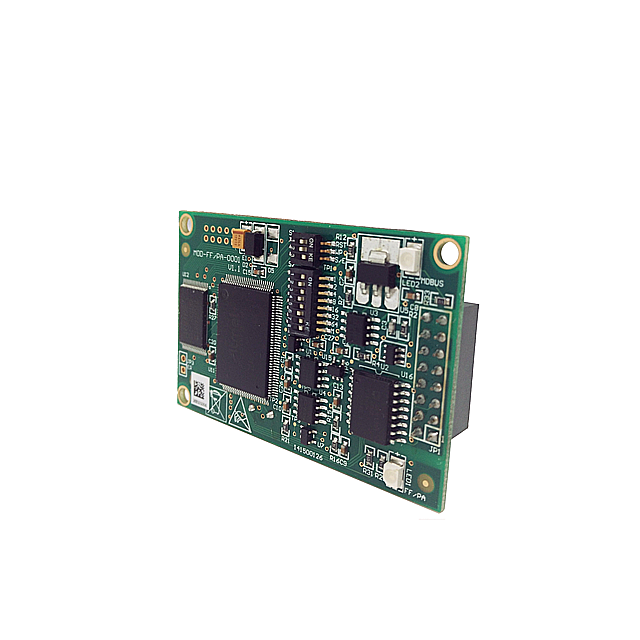 Modbus to FF Built-in Module
