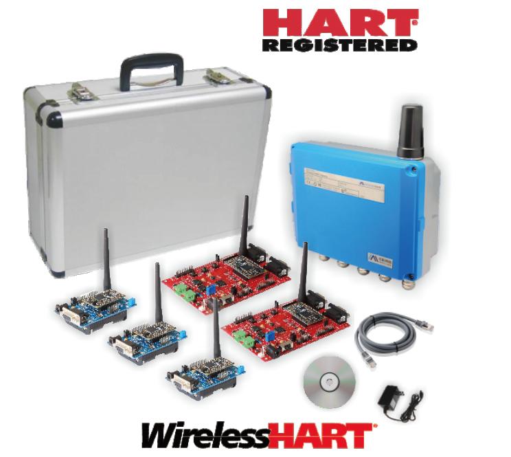 wirelesshart applications