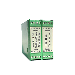 Fieldbus Power Conditioner Fieldbus Terminator