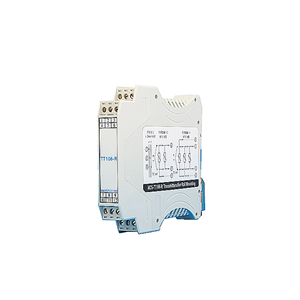 HART Double Channel Din Rail Temperature Transmitter