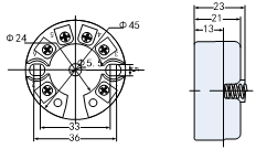 smart temperature module