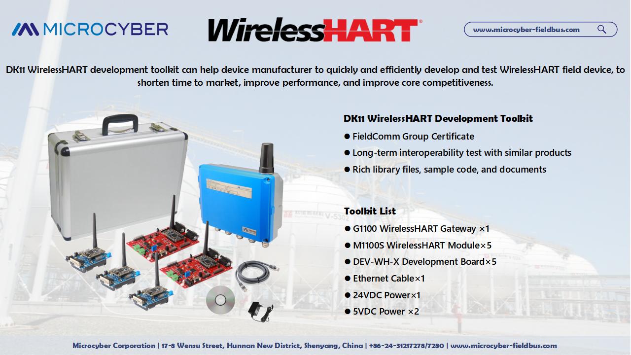 WirelessHART Adapter Industrial Wireless Solutions