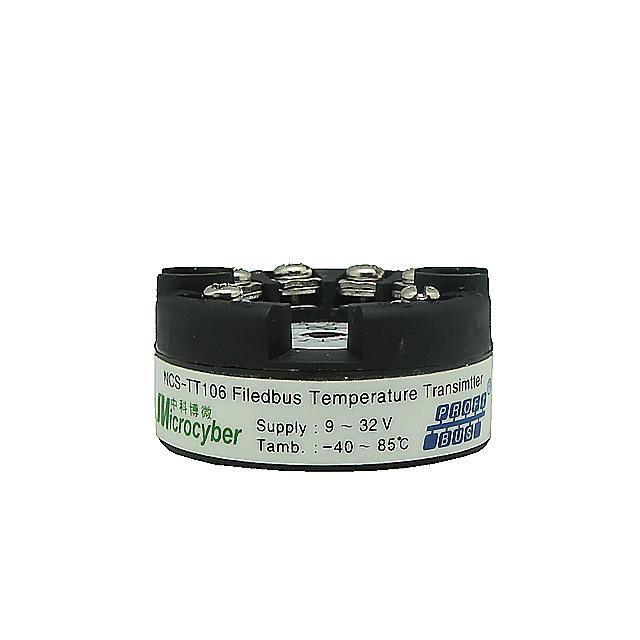 NCS-TT106 Transmissor de temperatura de protocolo FF (montado na cabeça)