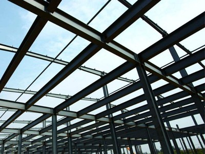 Steel Steel Building Structure