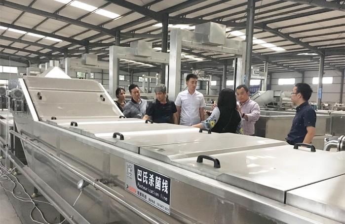 Vietnam Customers Visit OsaintGroup