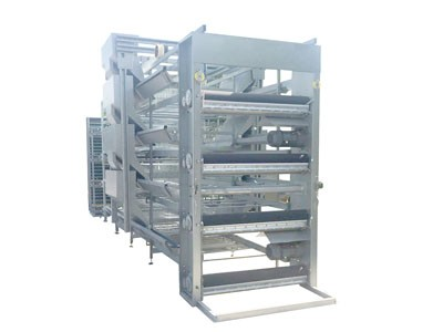 Hot Dip Galvanized Chicken Cage