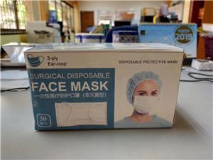 Provide Face Mask as you requested