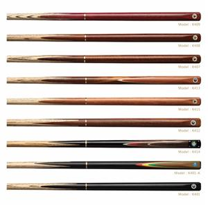 3/4 Jointed Billiard Cues