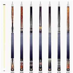 Traditional Pool Cues