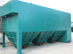 Lamella Inclined Tube Sedimentation Tank