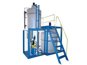 PE Barrel Chemical Dosing System