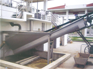 LSF Type Spiral Sand Separator