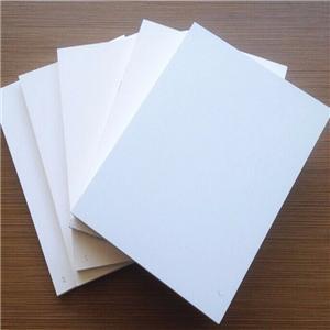122x244cm 205x305cm white PVC foam board