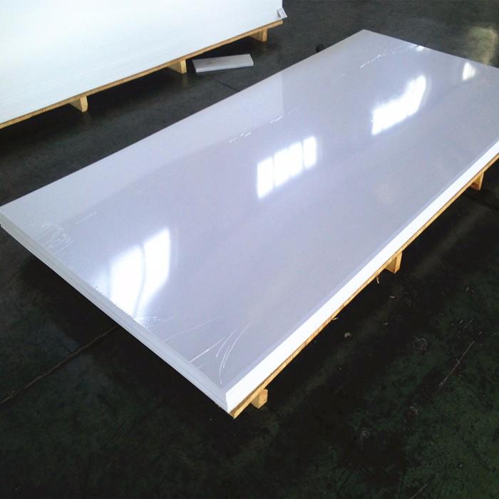 white PVC foam boards 122x244cm for advertising printing boards
