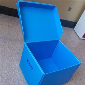PP box packing sheet