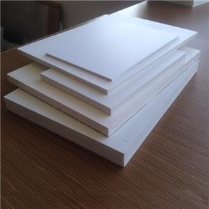White 4x8 PVC cellukar sheet for making cabinet