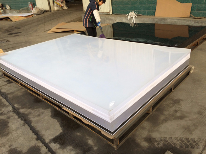 2050*3050mm acrylic sheet