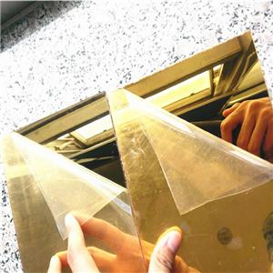Hot-Sale 1mm 1.8mm 2.8mm PMMA Acrylic Mirror Sheet Gold and Silver Color