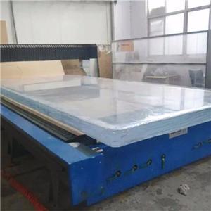Anti-UV Acrylic panels for swimming pool