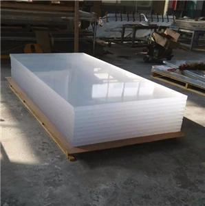 Transparent thick 50mm 80mm acrylic sheet aquarium board