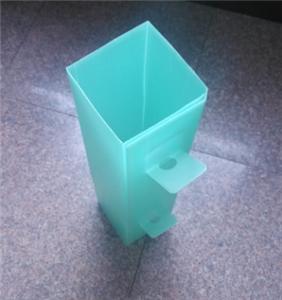 corrugated plastic sheet pp materials