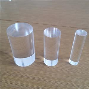 clear and colored acrylic rods for lighting round rod/color pmma rod/bubble rod