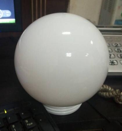 Plexiglass Globes