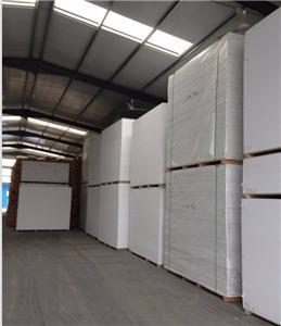 1220*2440mm white PVC free foam board