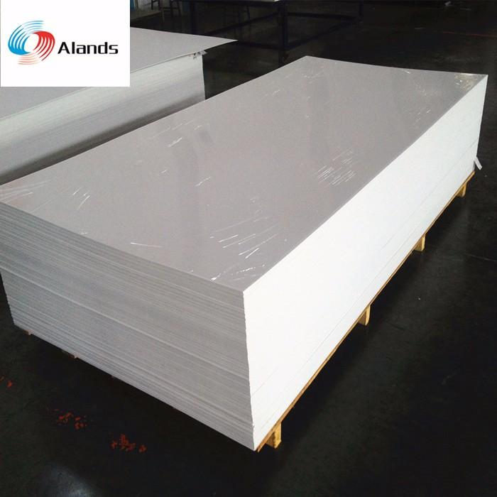 Tablero blanco del pvc de 3m m 4m m precio bajo tablero blanco del pvc de 3m m 4m m adquisitivo - Tablero blanco ...