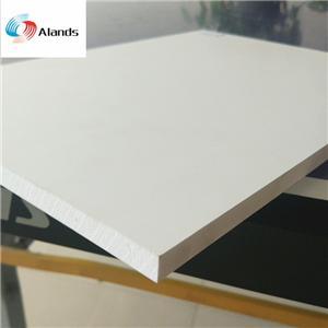 White foam board pvc foam 4x8 plastic sheets for outdoor sign