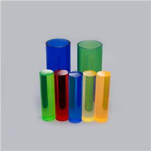 High glossy cast acrylic rod clear acrylic bar 50mm diameter