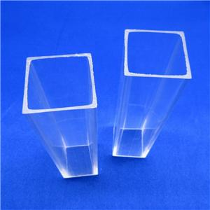 Hot sale Acrylic frosted tube for fashion accessories