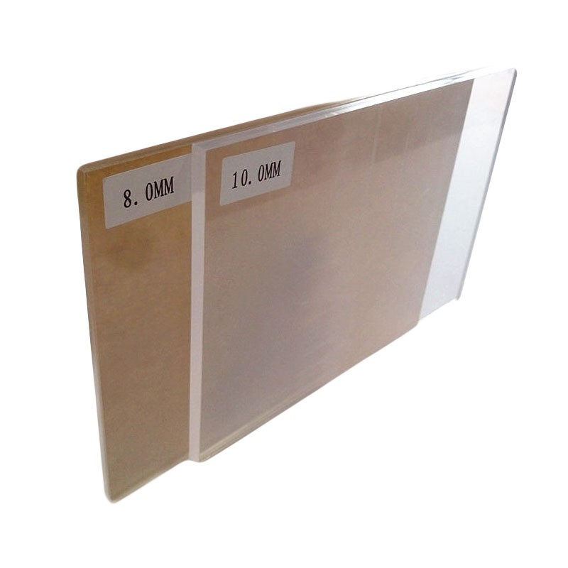 Supply Price 5mm 6mm 10mm 12mm Thick 4x8 Corian Pure Clear Acrylic Sheet Factory Quotes Oem Clear Acrylic Sheet Page T