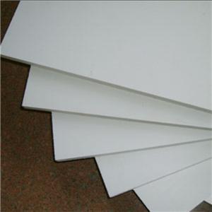 white / color pvc bard plate decorative insulation pvc board for furniture