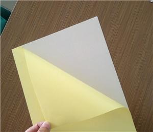 1mm 1.2mm 1.5mm white PVC photo album sheet