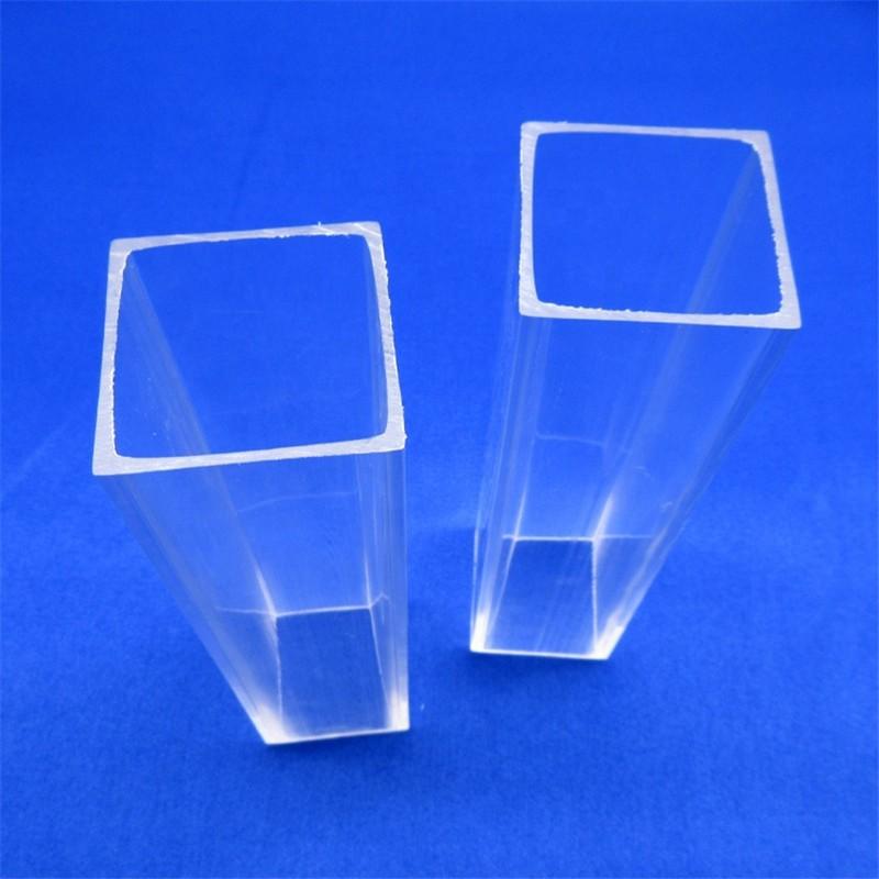 clear acrylic display tube 100mm diameter acrylic tube with good quality