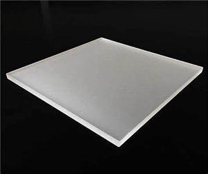 office furniture frosted acrylic sheet cut to sizes