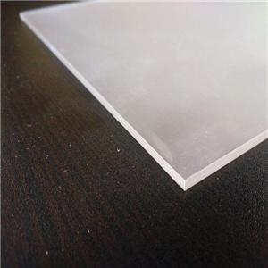 5mm two way frosted acrylic sheet
