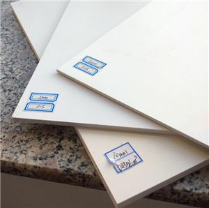 20mm thick white PVC foam board for sign making