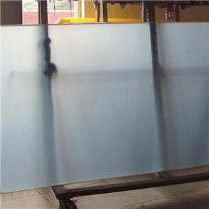 4ft x 8ft 3mm Colorful Frosted Acrylic Sheet