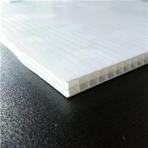 1200x 1000mm PP corrugated plastic layer pad/PP Plastic Separator Sheet