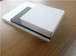 Factory made pvc foam board white color plastic sheet Made In China In Low Price