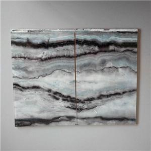 JINAN ALANDS 3mm Wholesale Colorful marble cast acrylic sheet
