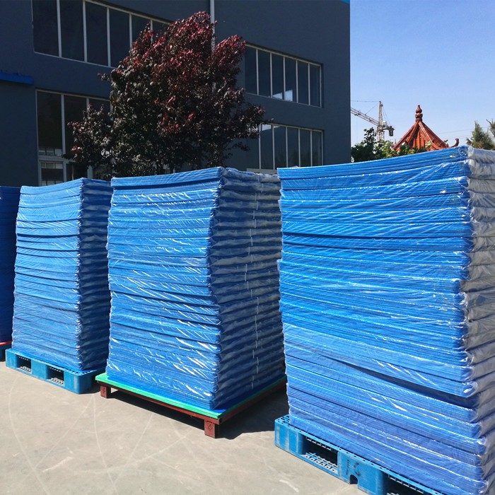 1200x 1000mm Corrugated Plastic Layer Pads Bottle Dividers pp divider boards