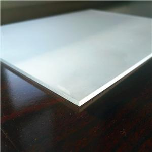 3mm thick clear frosted acrylic sheet